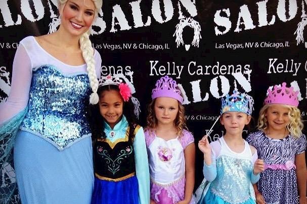 Cancer Awareness Fundraiser at Kelly Cardenas Salon!