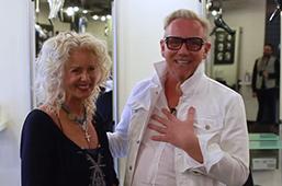 Dr. Dean and Jeanne Visit Robert Cromeans