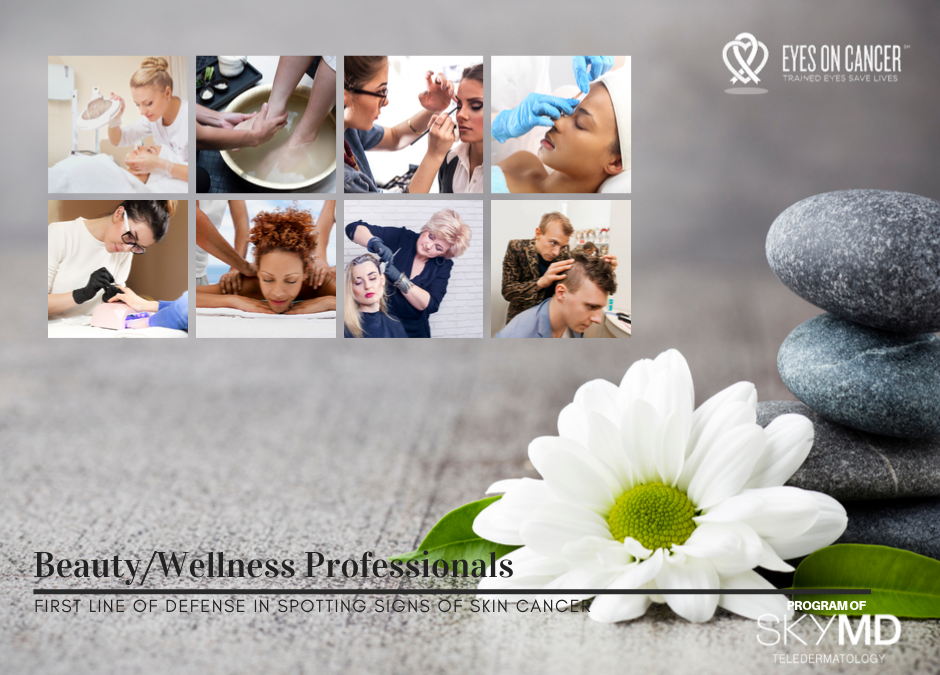 Beauty/Wellness Professional's Role in the War on Skin Cancer
